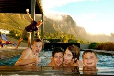 Love this picture of Josh, Sam, Caleb, Daniel & Matt.