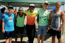 The boys have loved meeting so many wonderful volunteers, youth leaders and interns with Hillsong.