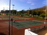 Tennis time for Matt.