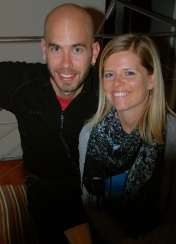 Roger & Nadine from Switzerland.
