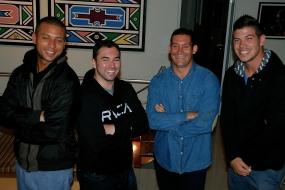 Jayde, Rob, Paul & Dayne
