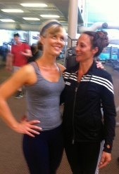 Darienne, you are amazing! I love training with you.