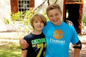 Matt & Daniel