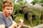Love Matt's expression here!