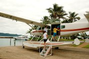 Our seaplane adventure!