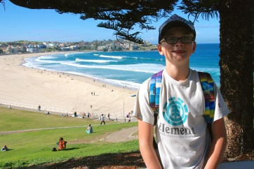 A spectacular day for a nice long coastal walk from Bondi to Coogee. Fantastic views and fun along the way!