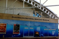 A trip to the Australian National Marine Museum - so great!